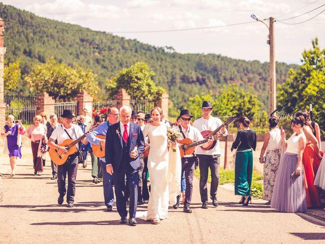 La boda de Jesus y Yoli en El Arenal, Ávila 36