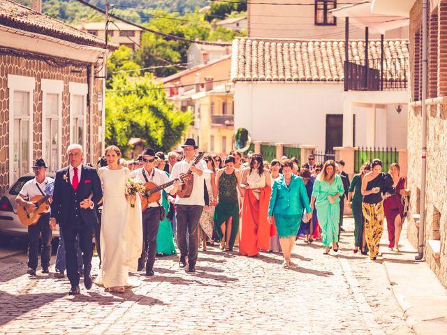 La boda de Jesus y Yoli en El Arenal, Ávila 38