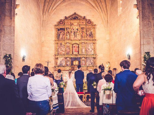 La boda de Jesus y Yoli en El Arenal, Ávila 40