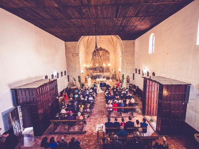 La boda de Jesus y Yoli en El Arenal, Ávila 41