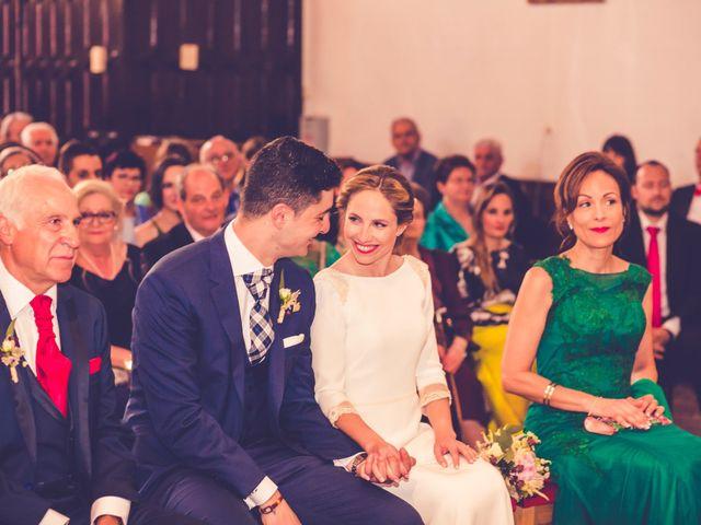 La boda de Jesus y Yoli en El Arenal, Ávila 43
