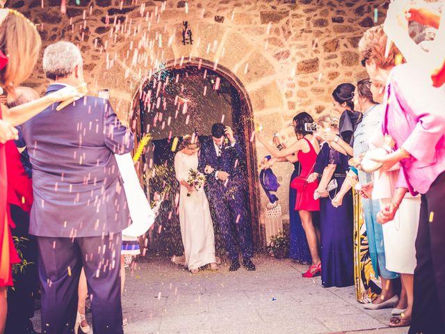 La boda de Jesus y Yoli en El Arenal, Ávila 44