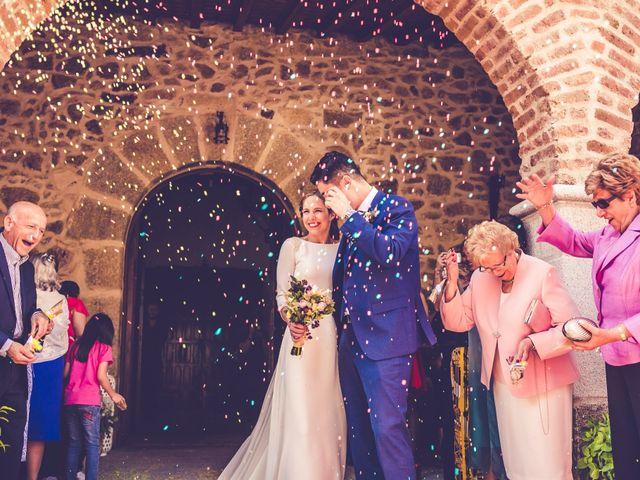 La boda de Jesus y Yoli en El Arenal, Ávila 46