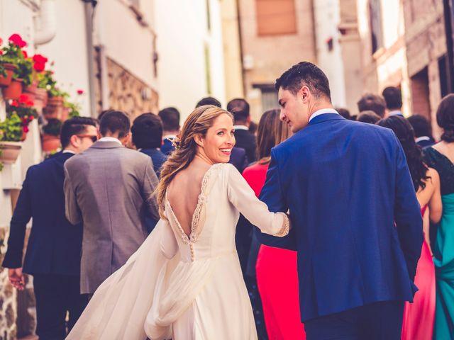 La boda de Jesus y Yoli en El Arenal, Ávila 47