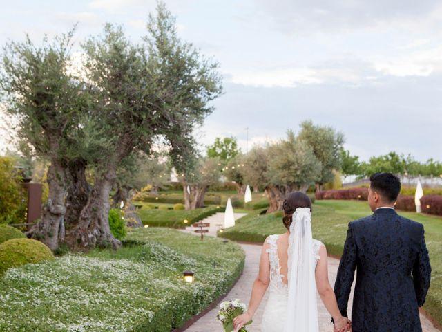 La boda de Tania y José Luis