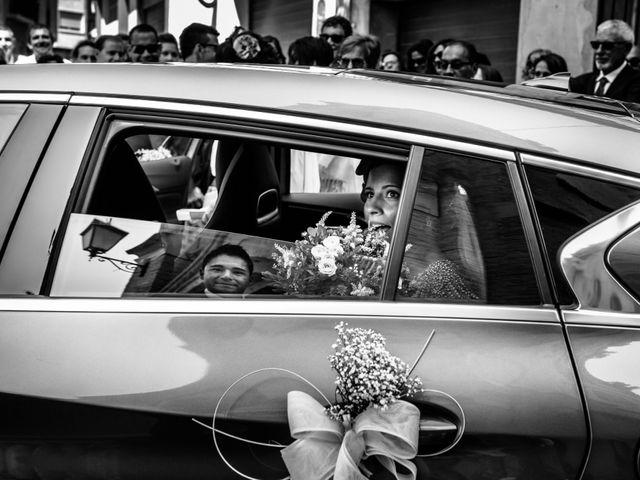 La boda de Cristian y Sheila en Villanueva De Gallego, Zaragoza 10