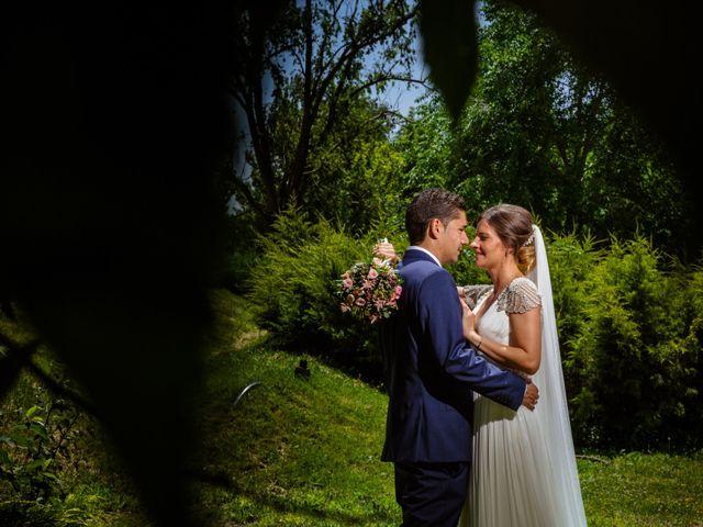 La boda de Cristian y Sheila en Villanueva De Gallego, Zaragoza 16