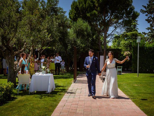 La boda de Cristian y Sheila en Villanueva De Gallego, Zaragoza 19