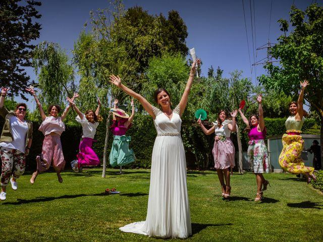 La boda de Cristian y Sheila en Villanueva De Gallego, Zaragoza 20