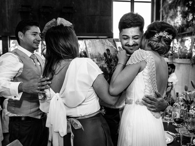 La boda de Cristian y Sheila en Villanueva De Gallego, Zaragoza 24