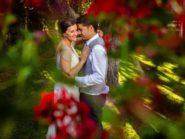 La boda de Cristian y Sheila en Villanueva De Gallego, Zaragoza 1
