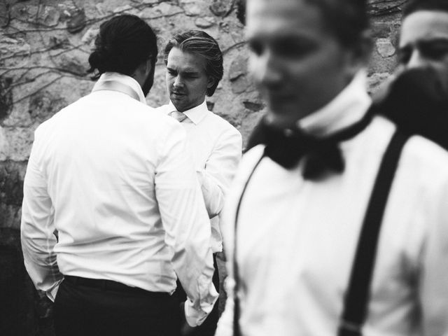 La boda de Bogdan y Raquel en Sant Ferriol, Girona 3