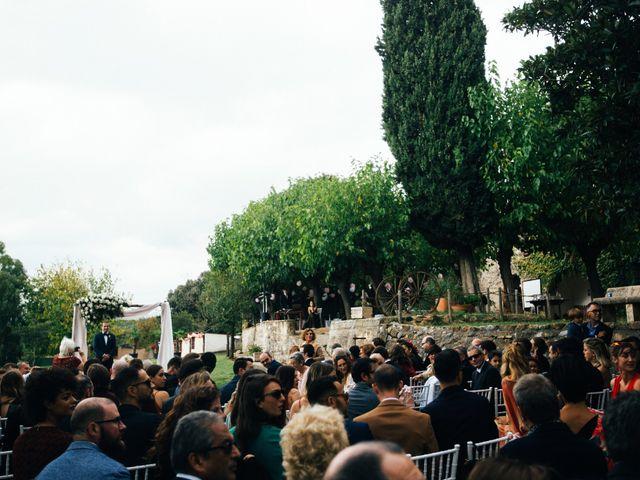 La boda de Bogdan y Raquel en Sant Ferriol, Girona 11