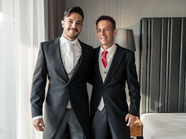 La boda de Tomás y Noelia en Madrid, Madrid 15