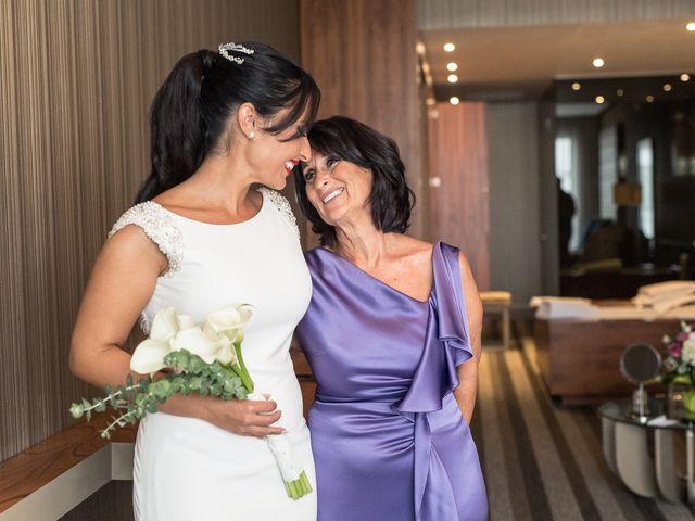 La boda de Tomás y Noelia en Madrid, Madrid 19