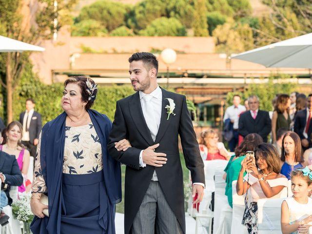 La boda de Tomás y Noelia en Madrid, Madrid 24