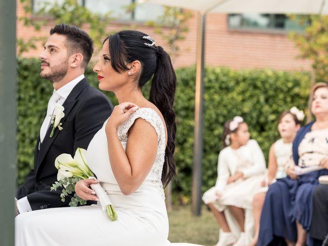 La boda de Tomás y Noelia en Madrid, Madrid 27
