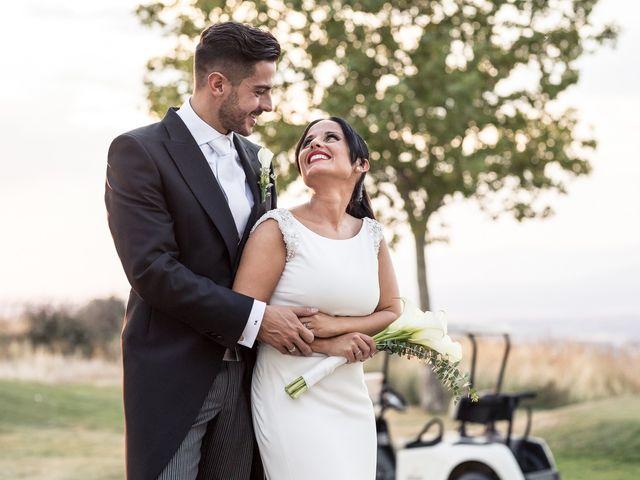La boda de Tomás y Noelia en Madrid, Madrid 36