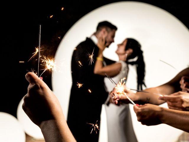 La boda de Noelia y Tomás