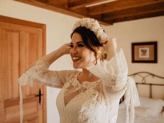 La boda de David y Carla en Navacepedilla De Corneja, Ávila 14