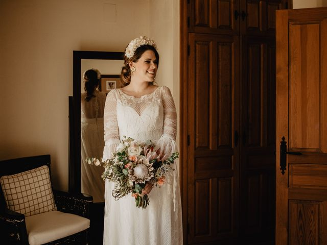 La boda de David y Carla en Navacepedilla De Corneja, Ávila 17