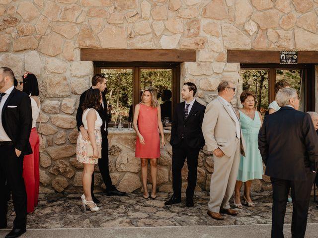 La boda de David y Carla en Navacepedilla De Corneja, Ávila 18