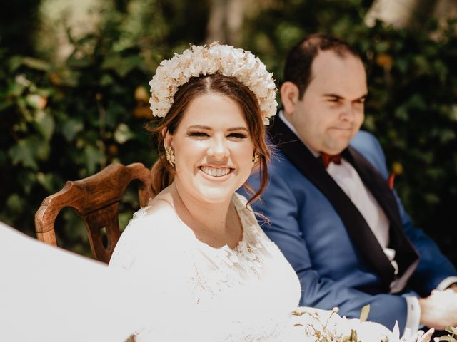 La boda de David y Carla en Navacepedilla De Corneja, Ávila 23