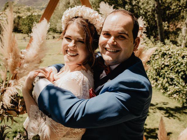 La boda de David y Carla en Navacepedilla De Corneja, Ávila 35