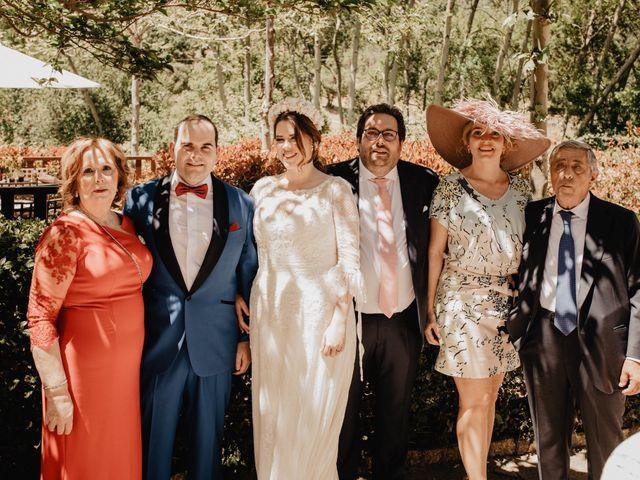 La boda de David y Carla en Navacepedilla De Corneja, Ávila 37