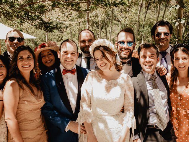 La boda de David y Carla en Navacepedilla De Corneja, Ávila 38