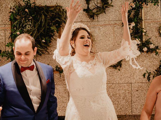 La boda de David y Carla en Navacepedilla De Corneja, Ávila 41