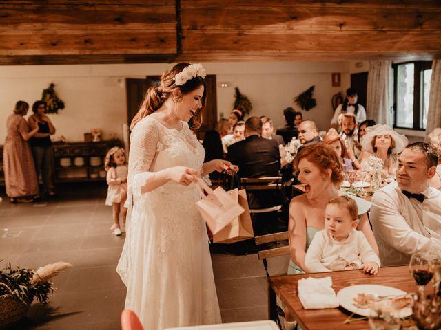 La boda de David y Carla en Navacepedilla De Corneja, Ávila 42