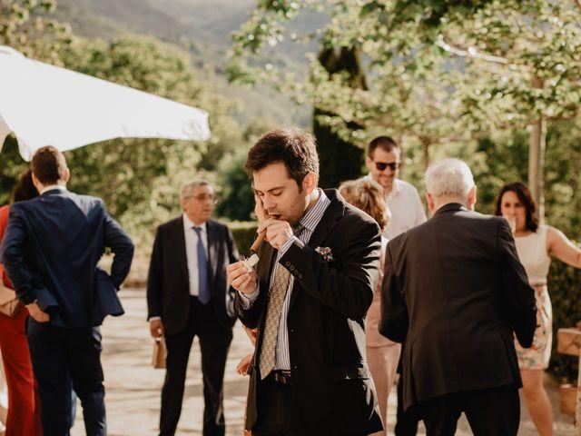 La boda de David y Carla en Navacepedilla De Corneja, Ávila 46