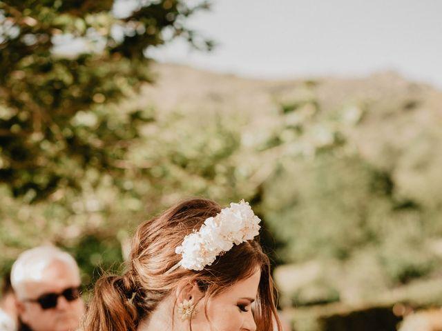La boda de David y Carla en Navacepedilla De Corneja, Ávila 47
