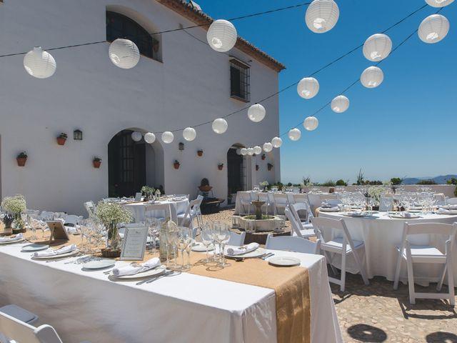 La boda de Andy y Elke en La Joya Nogales, Málaga 31