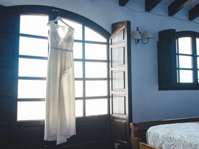 La boda de Andy y Elke en La Joya Nogales, Málaga 2