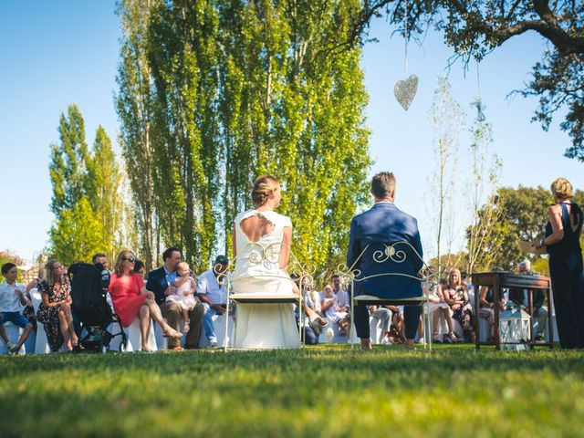 La boda de Andy y Elke en La Joya Nogales, Málaga 20