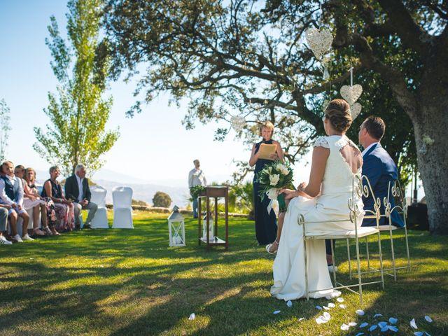 La boda de Andy y Elke en La Joya Nogales, Málaga 21