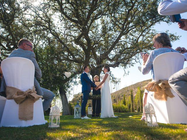 La boda de Andy y Elke en La Joya Nogales, Málaga 23