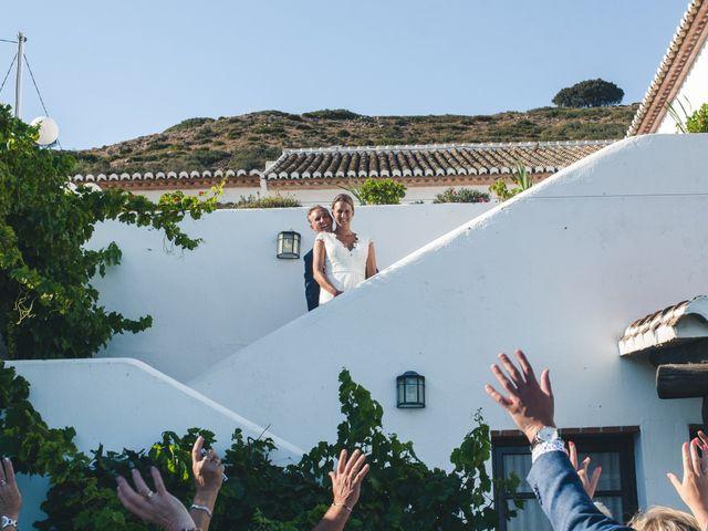 La boda de Andy y Elke en La Joya Nogales, Málaga 24