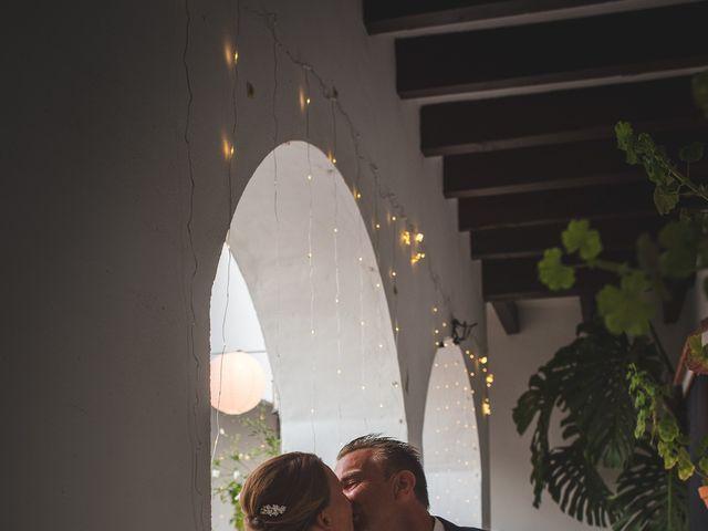 La boda de Andy y Elke en La Joya Nogales, Málaga 1