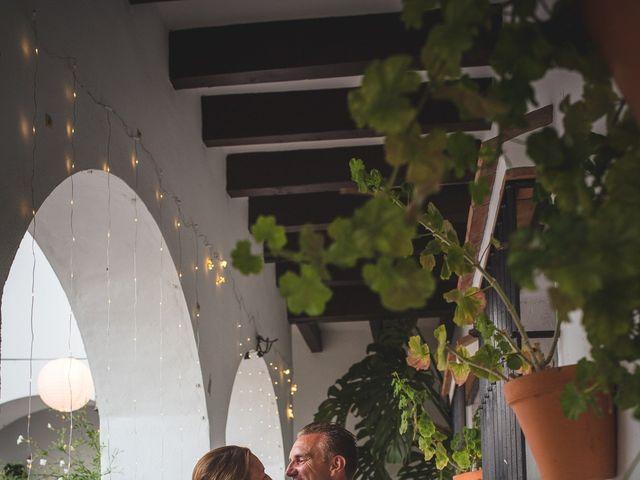 La boda de Elke y Andy
