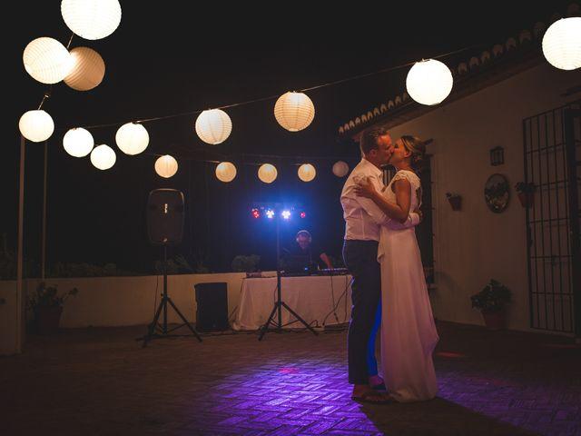 La boda de Andy y Elke en La Joya Nogales, Málaga 30