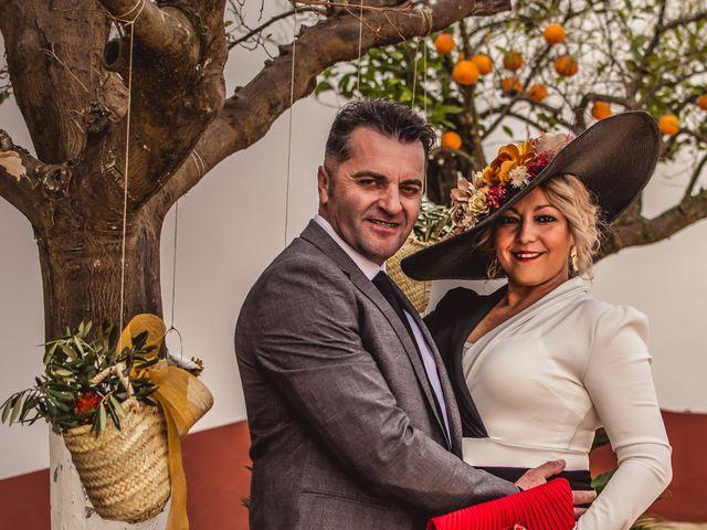 La boda de Pedro y Maria en Utrera, Sevilla 5