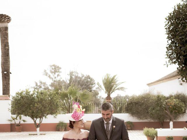 La boda de Pedro y Maria en Utrera, Sevilla 12