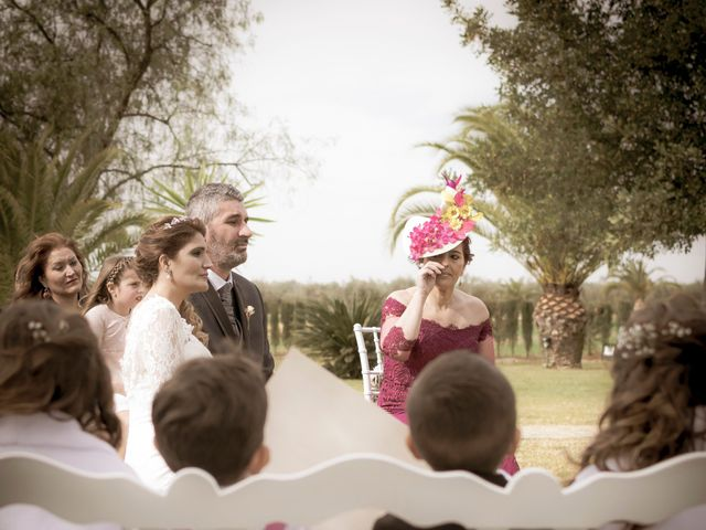 La boda de Pedro y Maria en Utrera, Sevilla 14