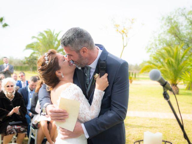 La boda de Pedro y Maria en Utrera, Sevilla 17