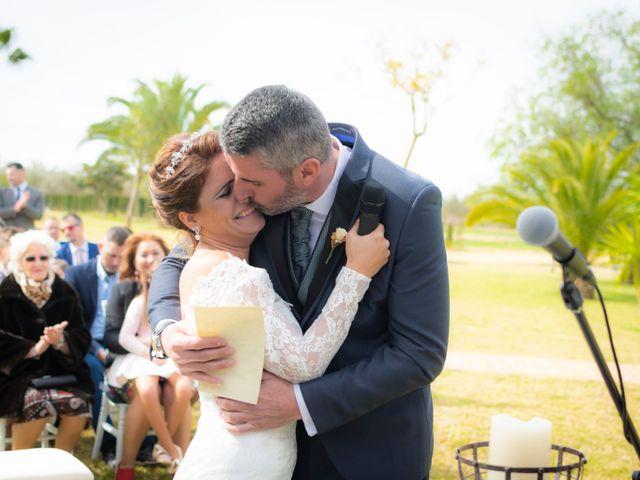 La boda de Pedro y Maria en Utrera, Sevilla 18