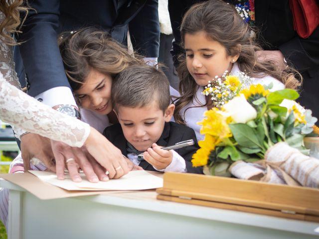 La boda de Pedro y Maria en Utrera, Sevilla 20
