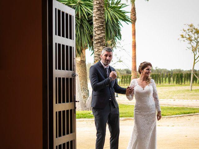La boda de Pedro y Maria en Utrera, Sevilla 23